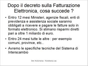 Fatturazione Elettronica PA