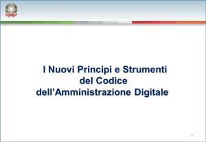 Il nuovo Codice dell'Amministrazione Digitale in vigore dal 1 Luglio 2016