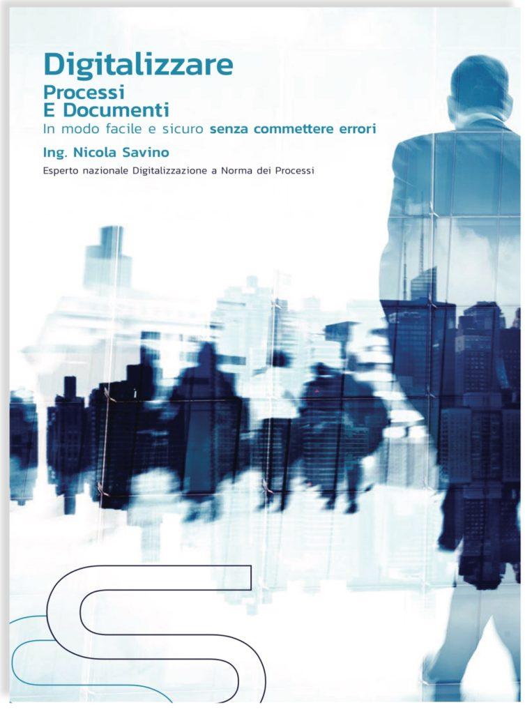 Libro Digitalizzazione a Norma Nicolasavino Savino