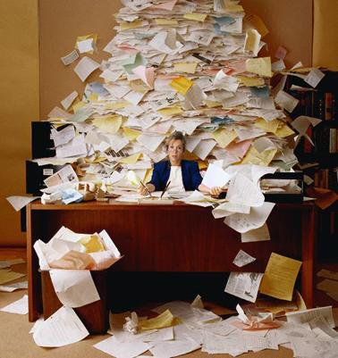 Perdere Tempo con La Carta e Avere Processi Analogici