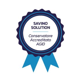 Savino Solution Conservatore Accreditato Agid