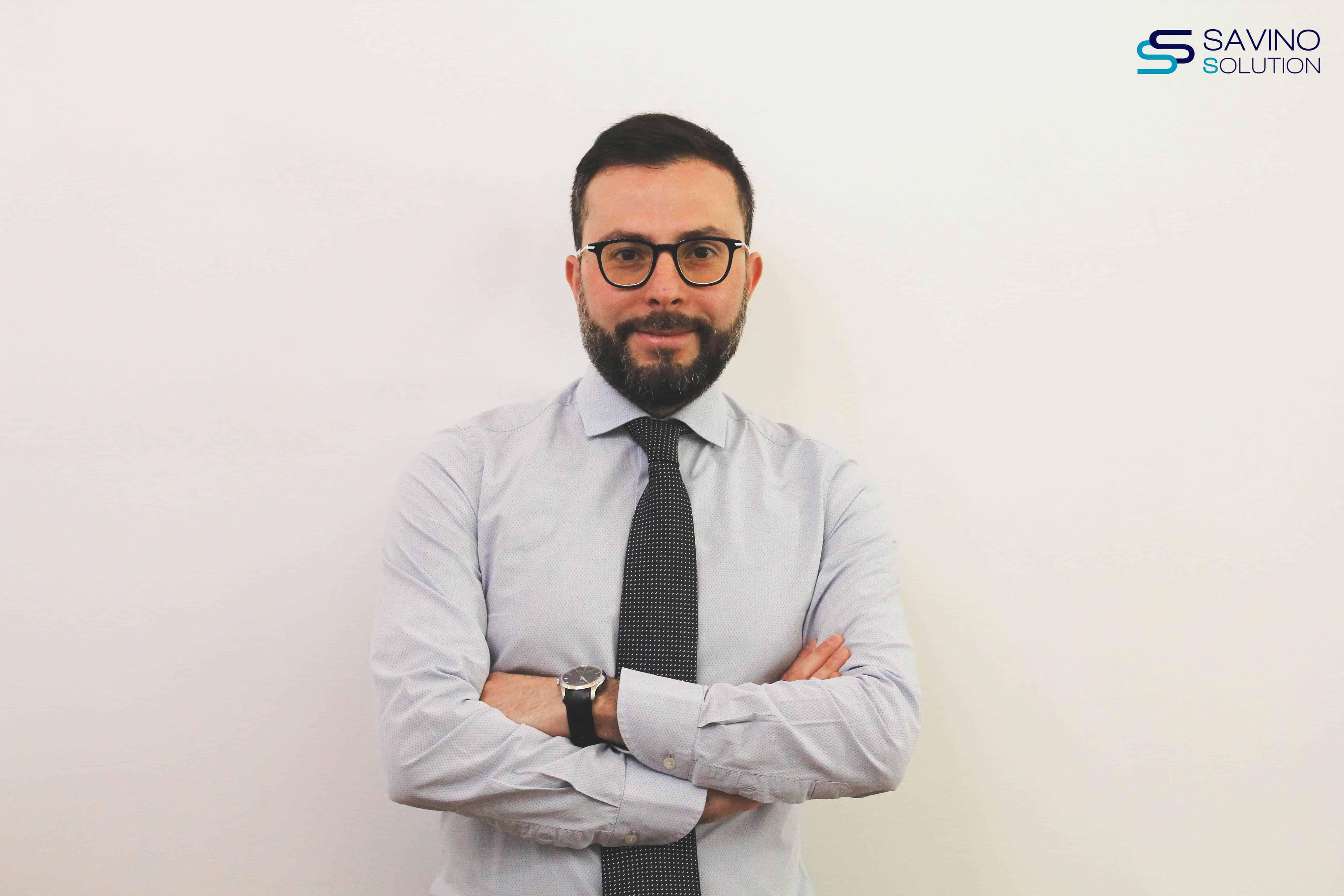Nicola Savino, Esperto Nazionale Digitalizzazione A Norma dei Processi Aziendali e CEO Savino Solution