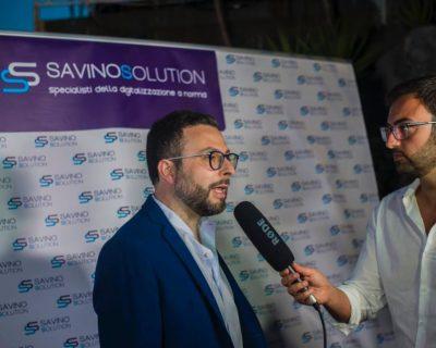 Digital Day 1ª Edizione - Nicola Savino intervistato da Giuseppe Alviggi