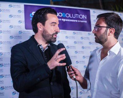Digital Day 1ª Edizione - Nik Panzalis intervistato da Giuseppe Alviggi