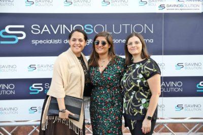 Digital Day 2ª Edizione - La consulente di comunicazione e marketing Giuliana Saccà con Maria Eugenia Sada e Sabrina Sada