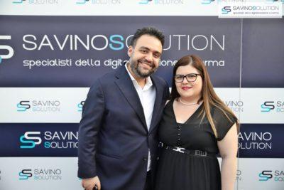 Digital Day 2ª Edizione - Giancarlo Donadio di Startup Italia con la compagna