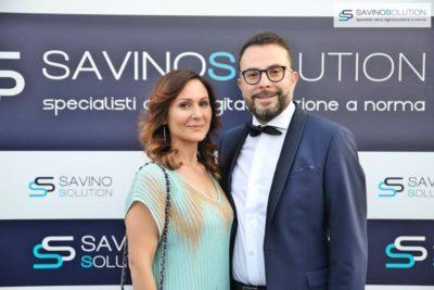 Digital Day 2ª Edizione - Nicola Savino e la moglie Pina D'Ambrosio