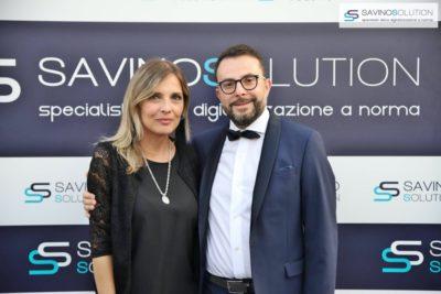 Digital Day 2ª Edizione - L'assessore alle politiche giovanili e all'innovazione Mariarita Giordano con Nicola Savino
