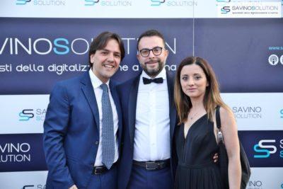 Digital Day 2ª Edizione - L'avvocato Pietro Montella (a sinistra) con Nicola Savino