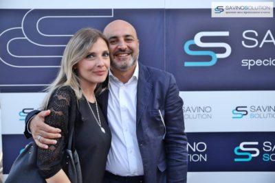 Digital Day 2ª Edizione - Antonio Vitolo di Gruppo Stratego con l'assessore Mariarita Giordano