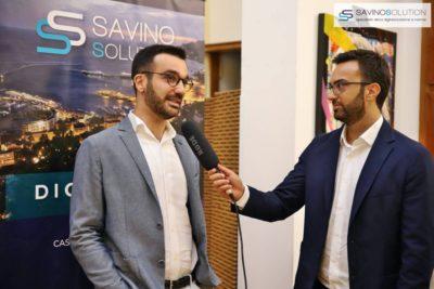 Digital Day 2ª Edizione - Giuseppe Alviggi intervista il project manager Dante Granese