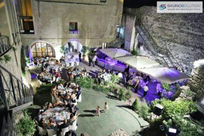 Digital Day 2ª Edizione - Il piazzale del Castello Arechi