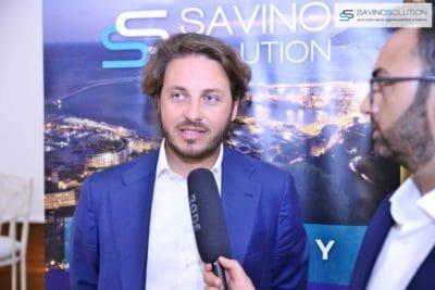 Digital Day 2ª Edizione - Il presidente dei Giovani Confindustria Salerno Pasquale Sessa