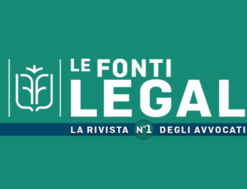 """Savino Solution su """"Le Fonti Legal"""" con l'innovativa piattaforma """"SecurOrder"""""""