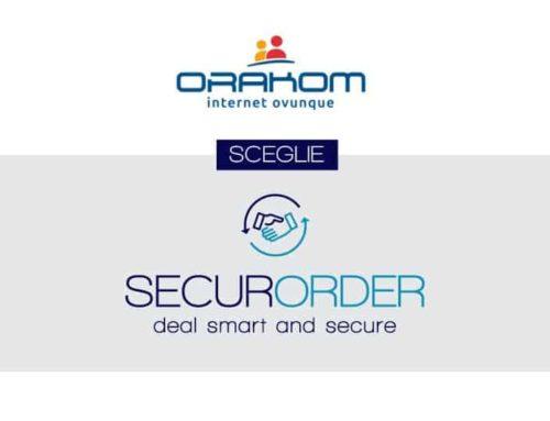 Orakom sceglie la piattaforma SecurOrder di Savino Solution per la gestione in digitale dei contratti