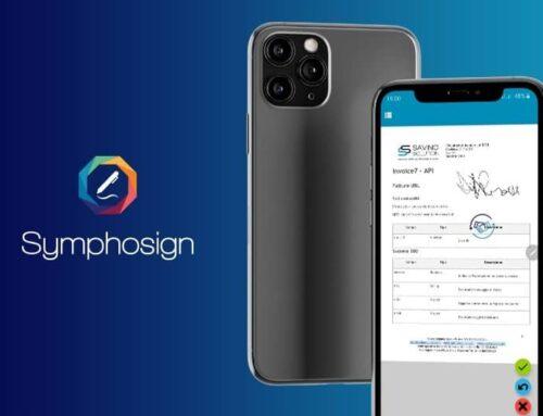 """Nasce la soluzione multipiattaforma """"Symphosign"""" per firme elettroniche e grafometriche"""