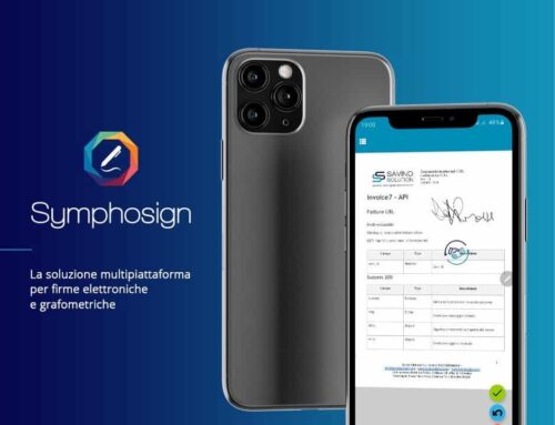Perché Symphosign è diversa da tutte le altre applicazioni di firma grafometrica ?