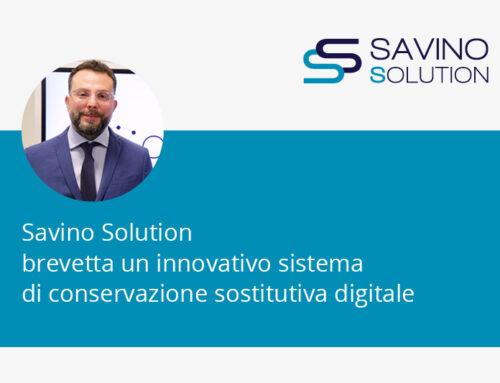 Brevettato un innovativo sistema di conservazione digitale e sostitutiva