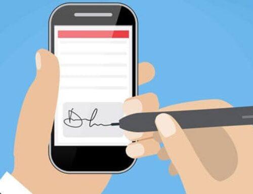 Raccolta dei Consensi senza usare Tablet grafometrici e penne : si può fare ?
