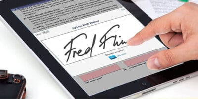Firma digitale in formato CAdES