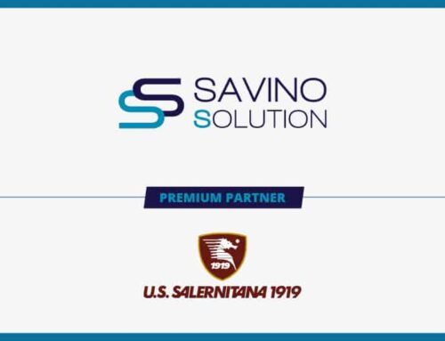 Savino Solution premium partner della Salernitana